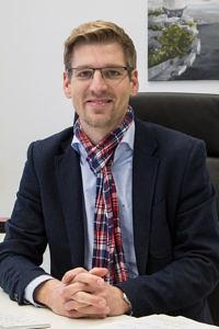 Porträtfoto von Prof. Dr. Thomas Demmelhuber